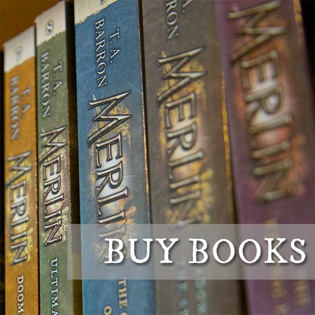 Buy Books by T. A. Barron