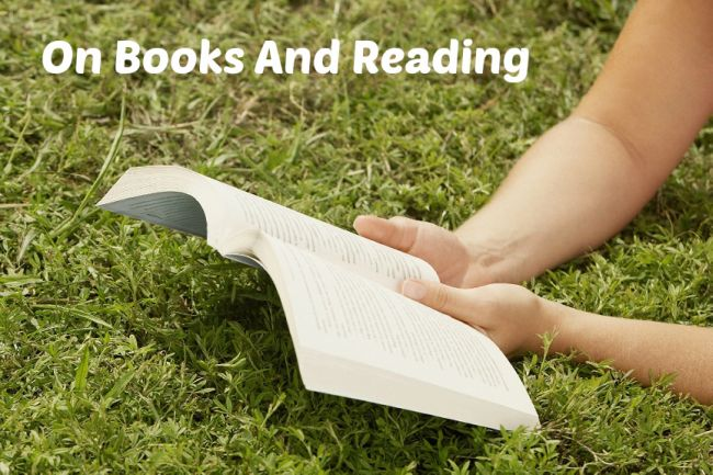 Questions from Readers About Books and Reading